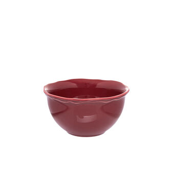 Dona Maria small bowl in glazed ceramic