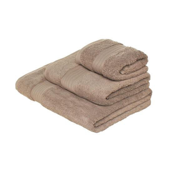 Zefiro Gold towel in soft Supima terry