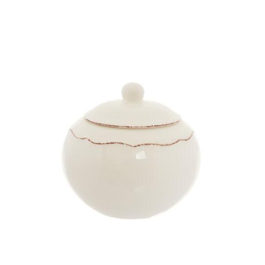 Dona Maria ceramic sugar bowl