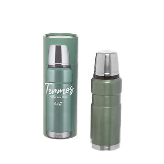0.6 L stainless steel thermos