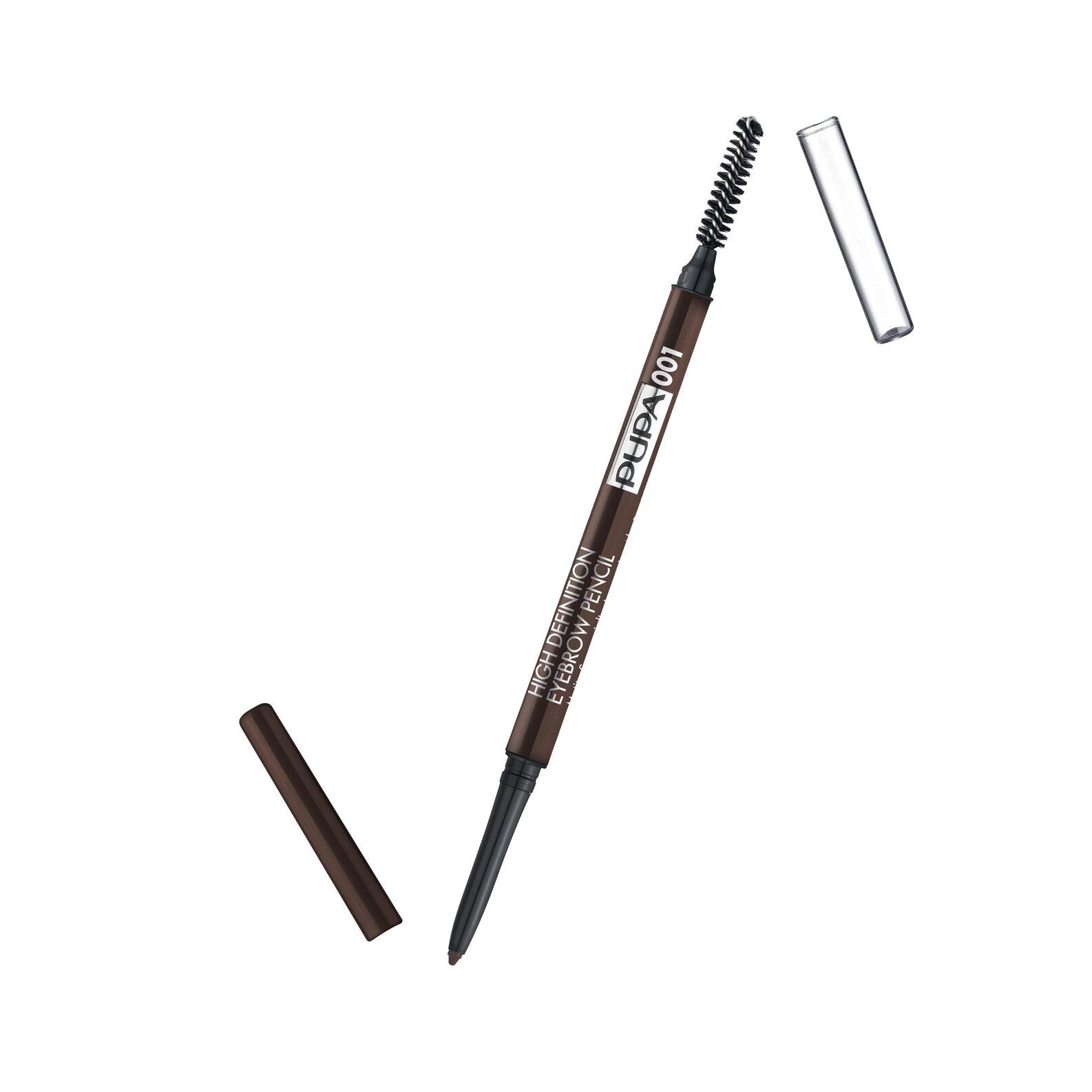 Pupa high definition eyebrow pencil - 01
