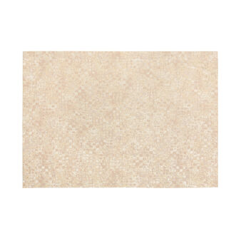Lurex, jacquard and cotton blend table mat