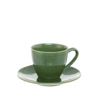 Tazza da tè ceramica tinta unita