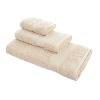 Zefiro Gold towel in soft Supima terry