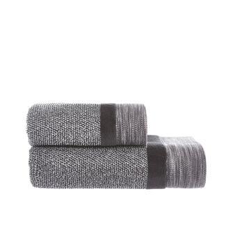 100% cotton mélange towel
