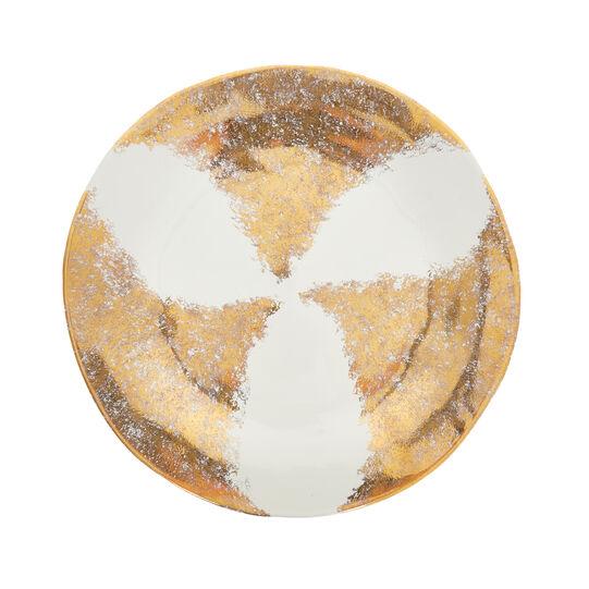 Piatto da portata in ceramica made in Italy