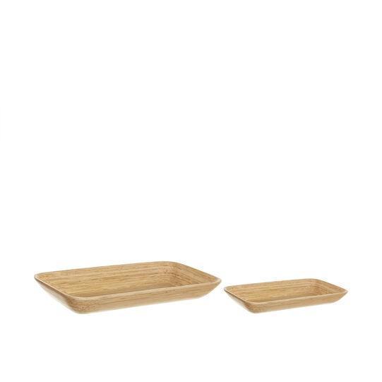 Bamboo tray