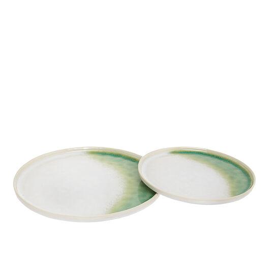 Claire ceramic plate