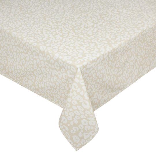Tovaglia puro cotone stampa maculata