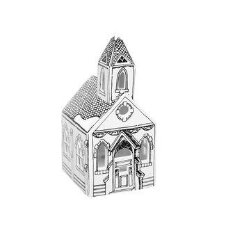 Porcelain LED church