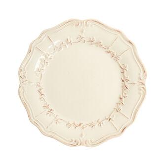 Genny decorated ceramic serving dish