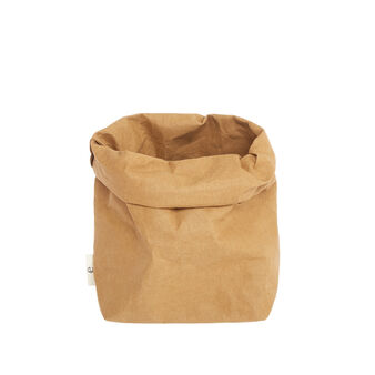 Essential® container sack in recycled paper