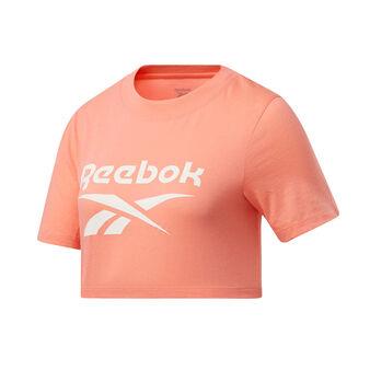 Reebok identity cropped T-shirt