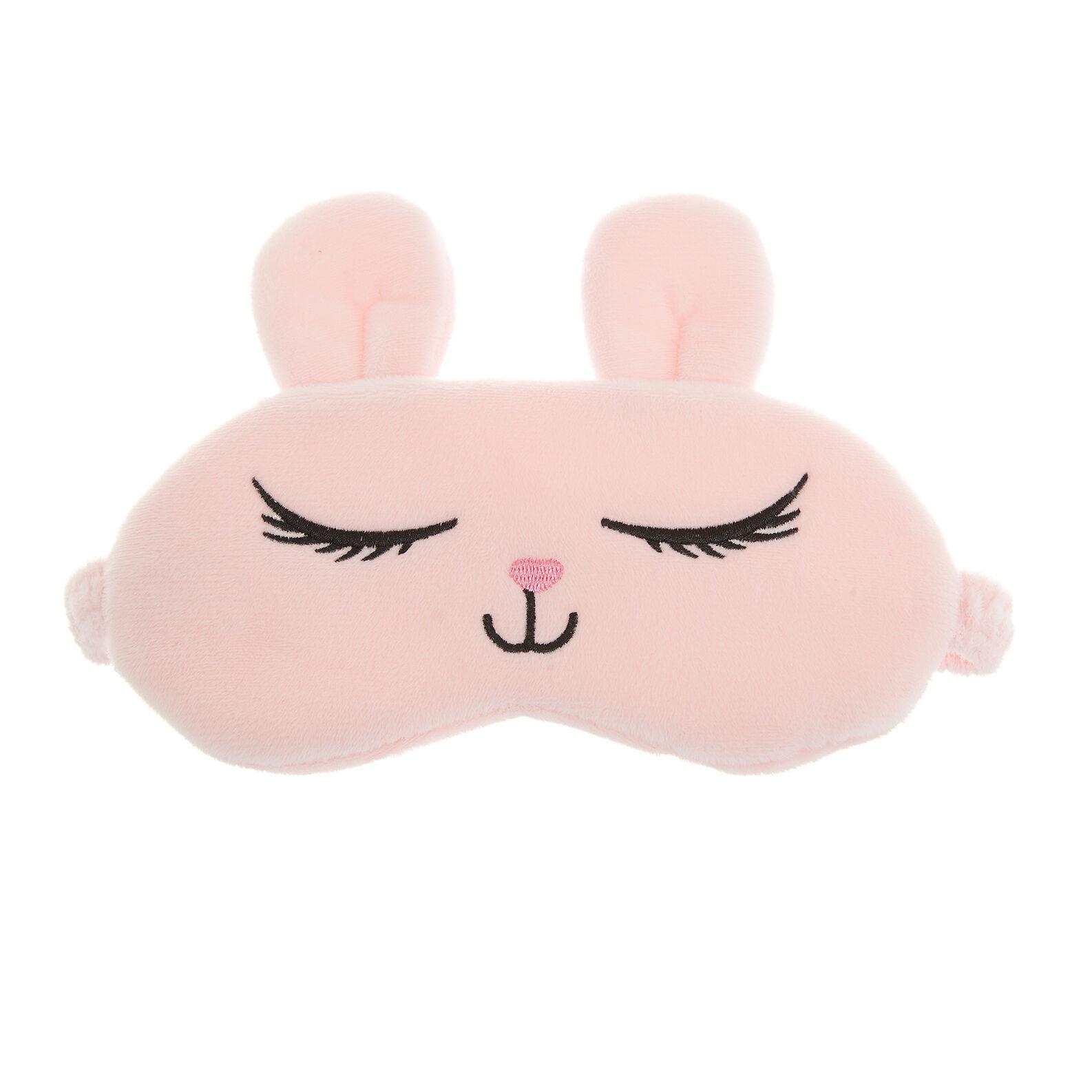 Mascherine per dormire ad animaletto