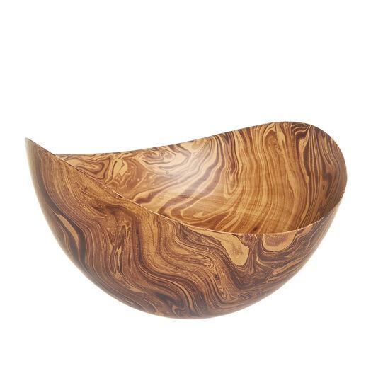 Coppa irregolare legno di mango