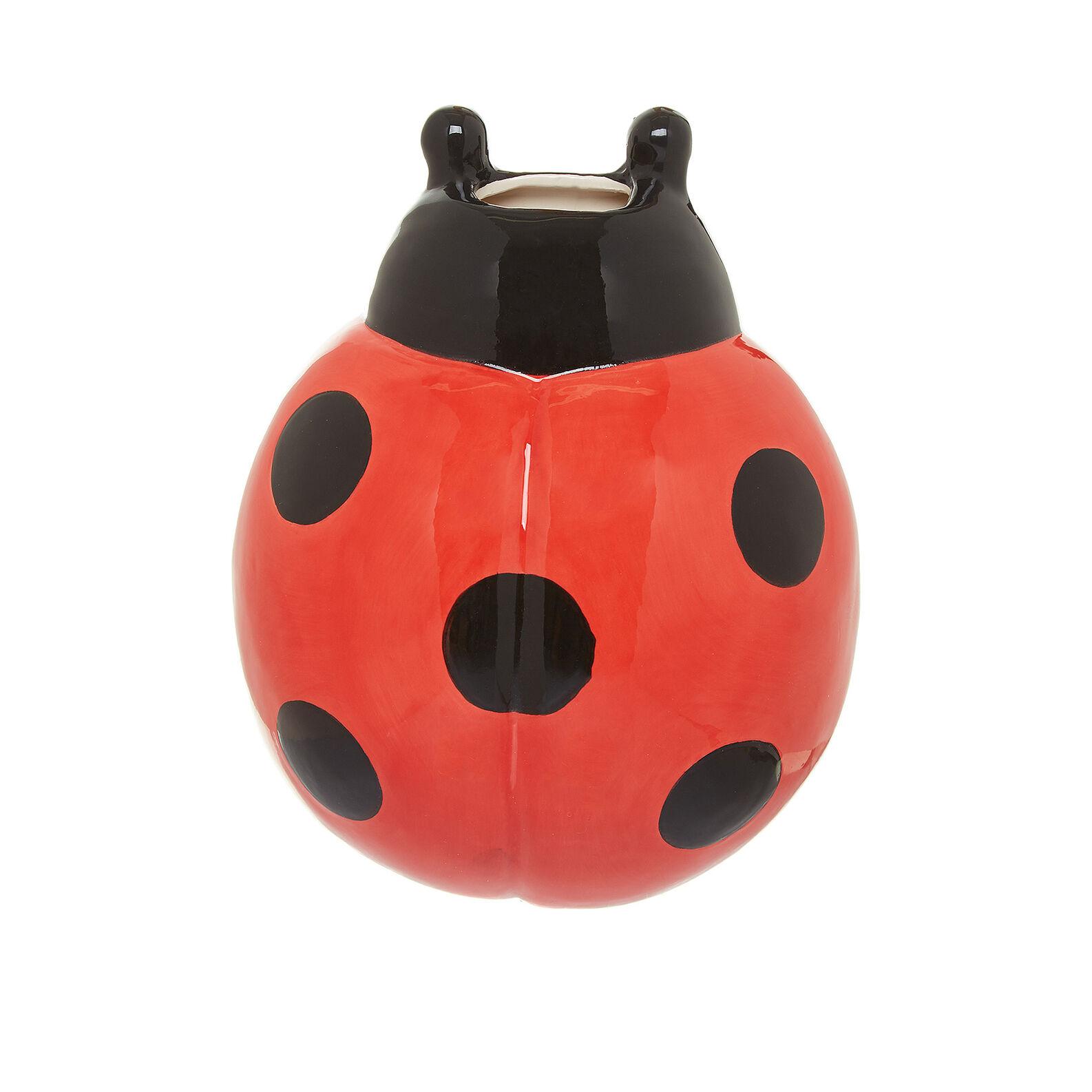 Ladybird-shaped ceramic humidifier