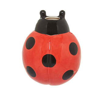 Umidificatore in ceramica a coccinella