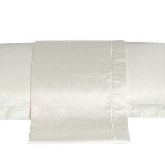 Duvet cover in TC400 satin cotton