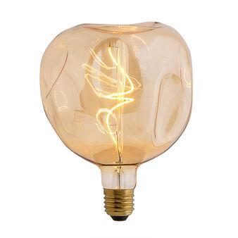 LEDbyLED Amber Bumped bulb