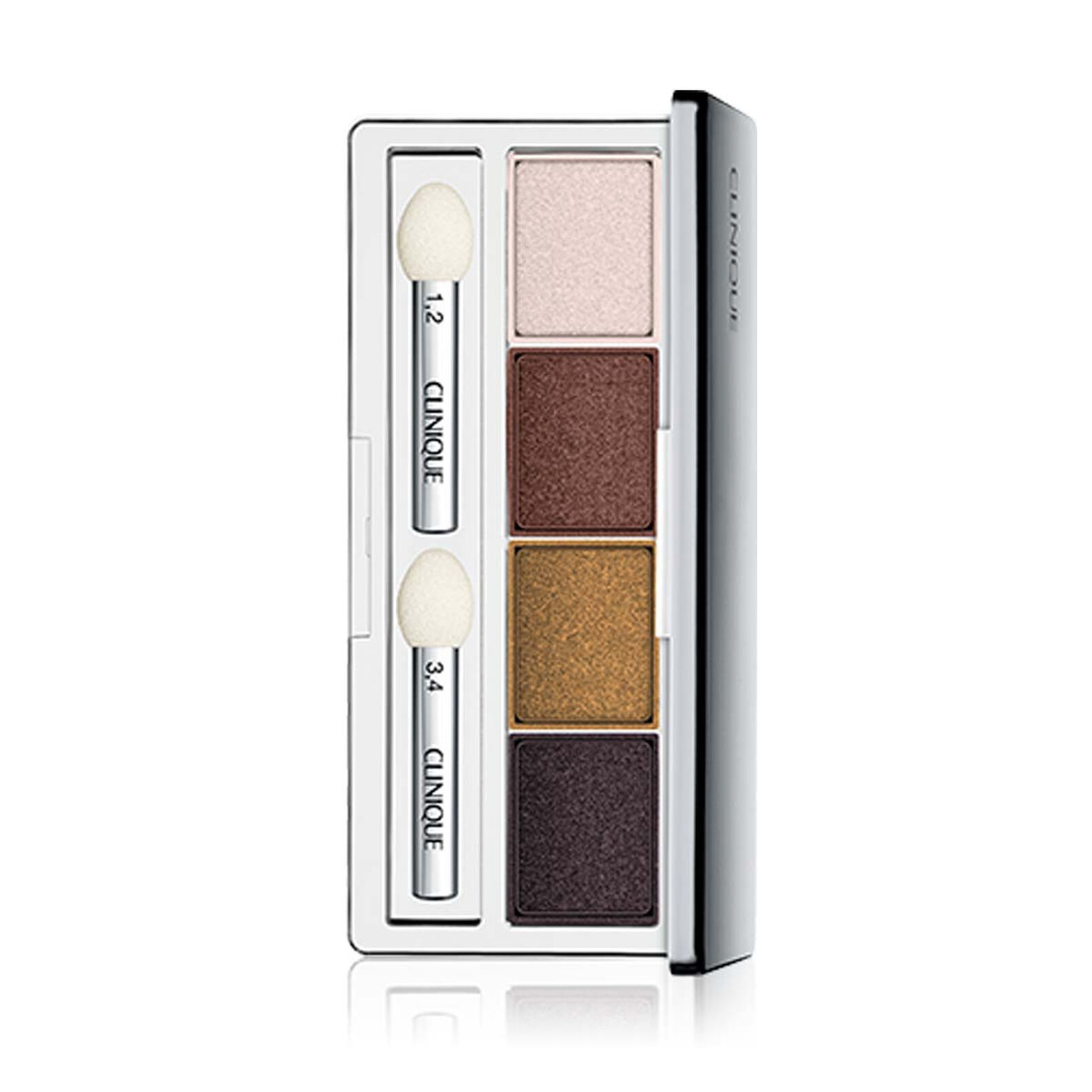 CLINIQUE ALL ABOUT SHADOW QUAD - 03 MORNING JAVA 4,8 G