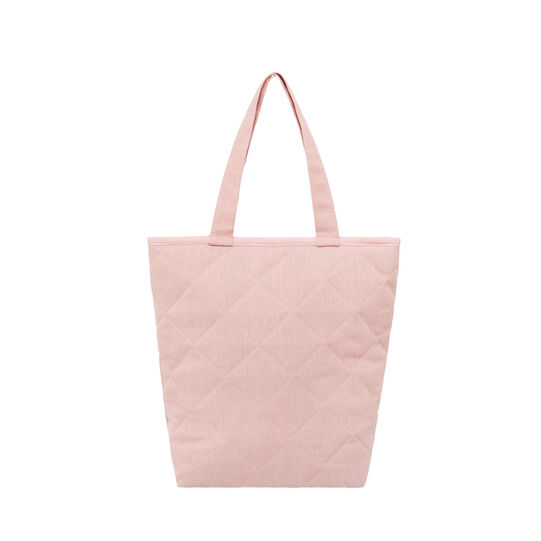 Shopper bag tessuto trapuntato