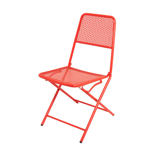 Rojo steel chair