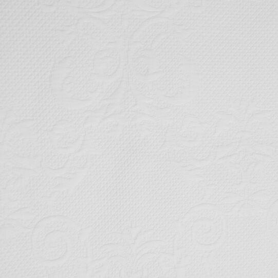 Copriletto puro cotone jacquard Portofino
