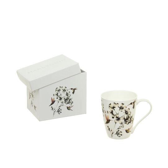 Mug decorato con scatola regalo