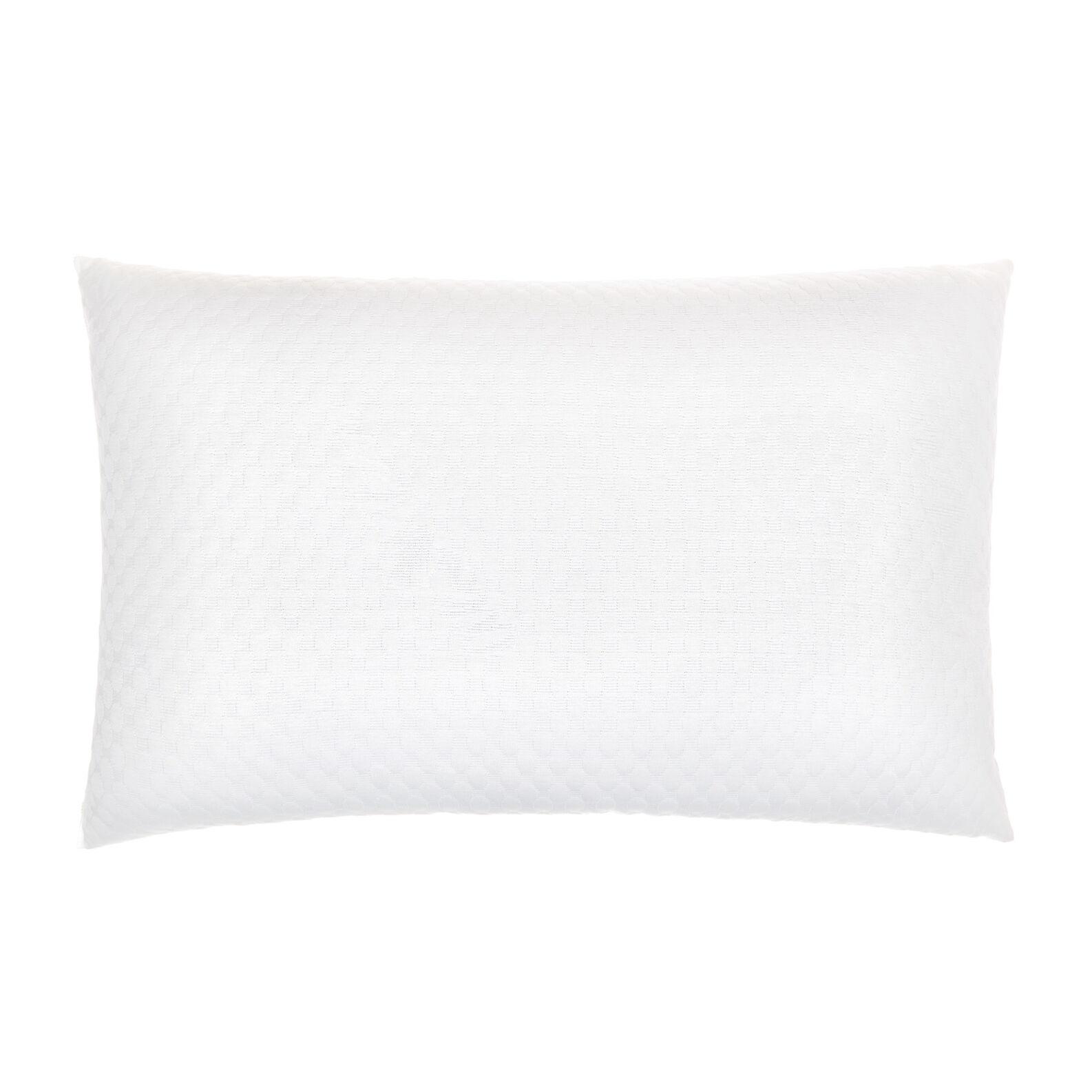 Hypoallergenic aloe vera pillow