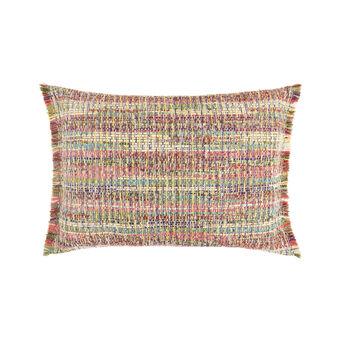 Tweed cushion 35x55cm