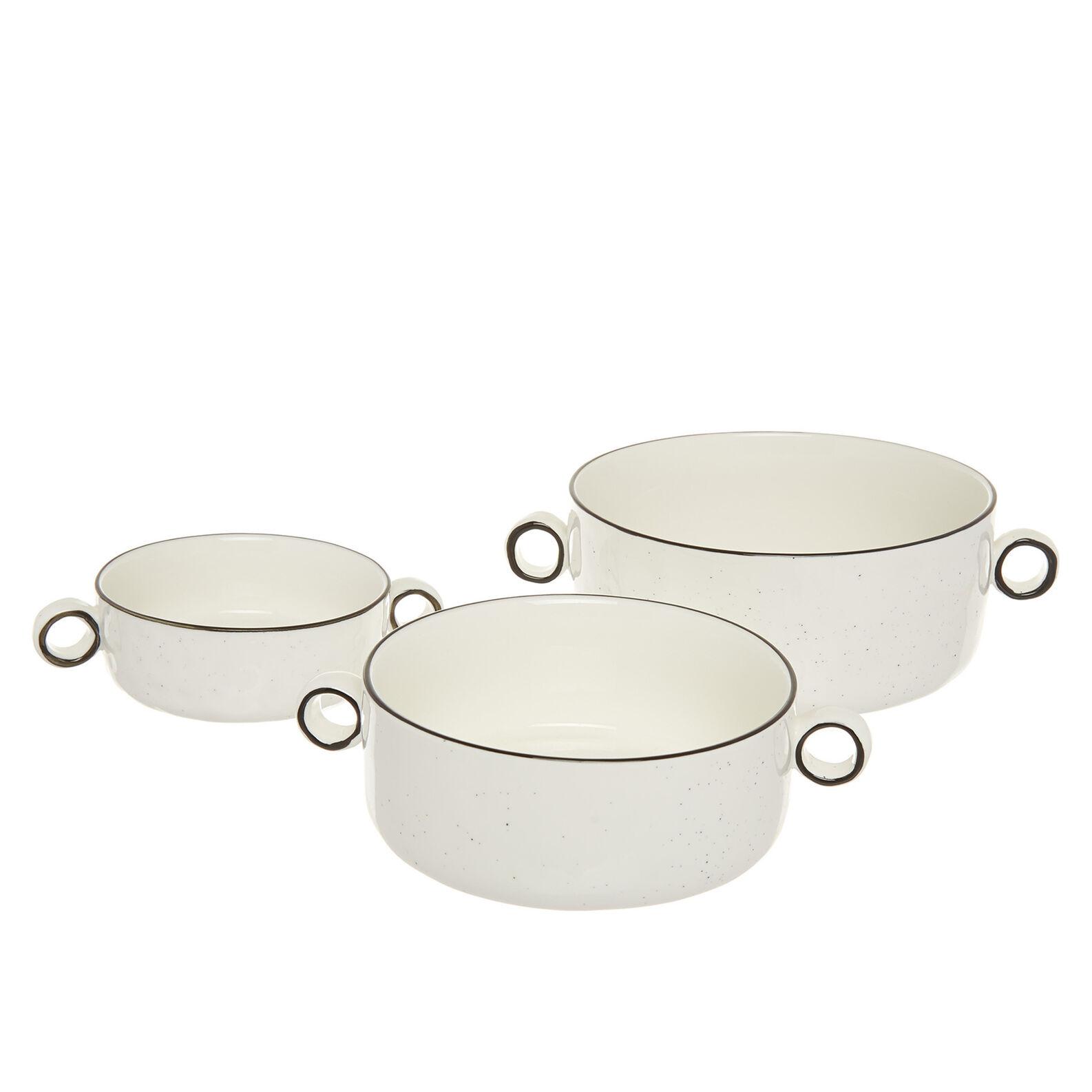 Ginevra small porcelain bowl