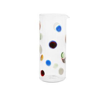 Caraffa vetro borosilicato
