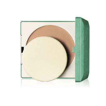 CLINIQUE STAY MATTE SHEER PRESSED POWDER - 01 STAY BUFF  7 G