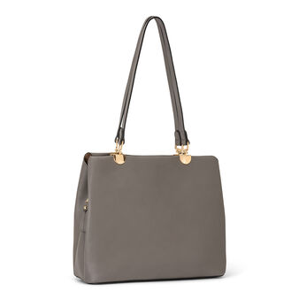 Shopping bag con zip Koan