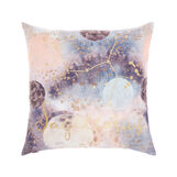 Cushion cover with Sagittarius print 45x45cm