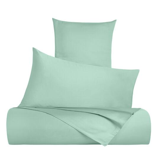 Zefiro duvet cover set in 100% cotton satin