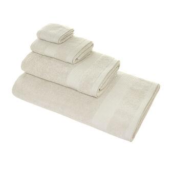 Asciugamano tinto con tintura naturale
