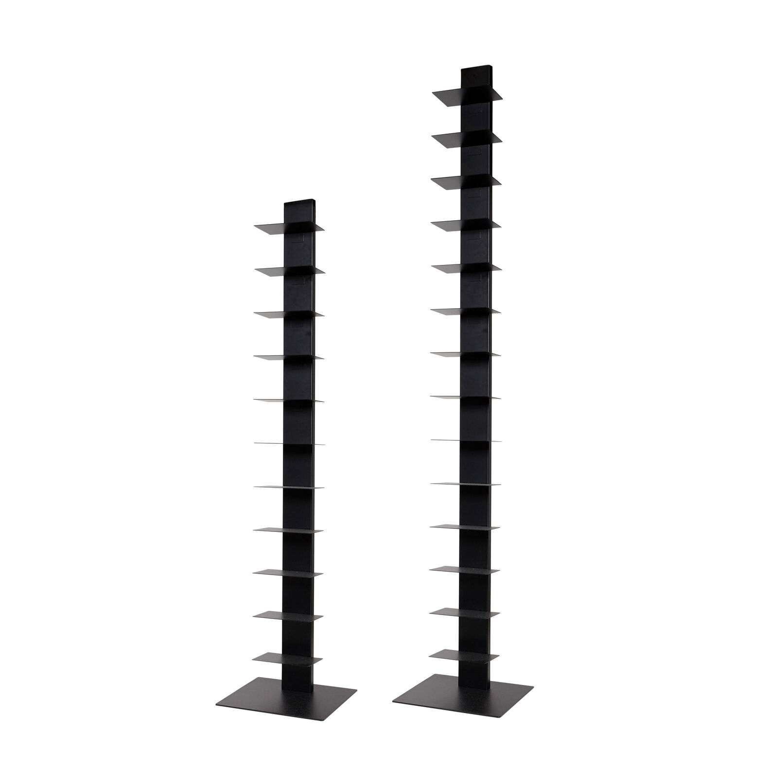Sapiens steel bookcase h152cm
