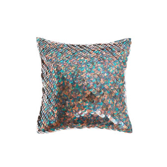 Cushion with sequins 30x30cm