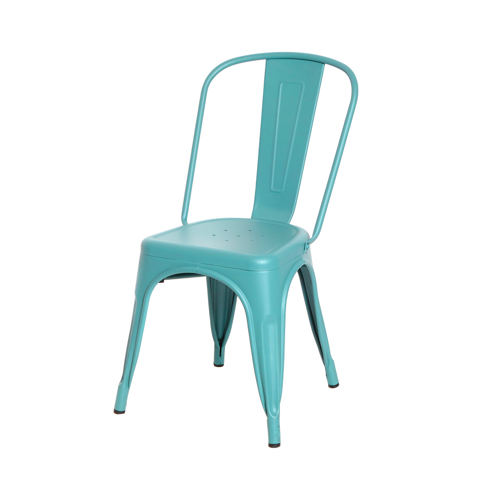 Color Chair chair in painted metal