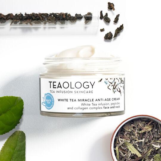White Tea Miracl Anti-Age Cream 50 ml