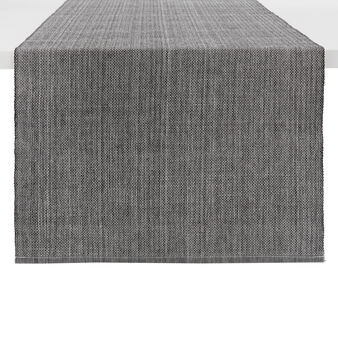 100% cotton table runner with lurex