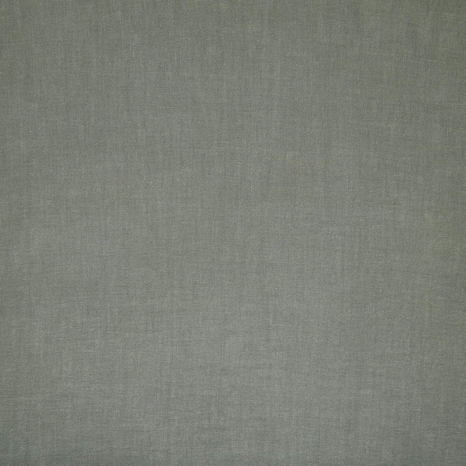 Solid colour 100% linen bedspread