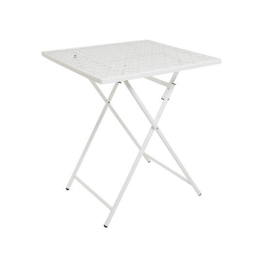 Blanca coffee table in steel