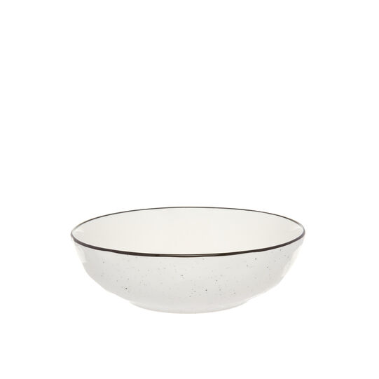 Ginevra porcelain soup bowl