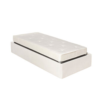 Alex single bed with large drawer