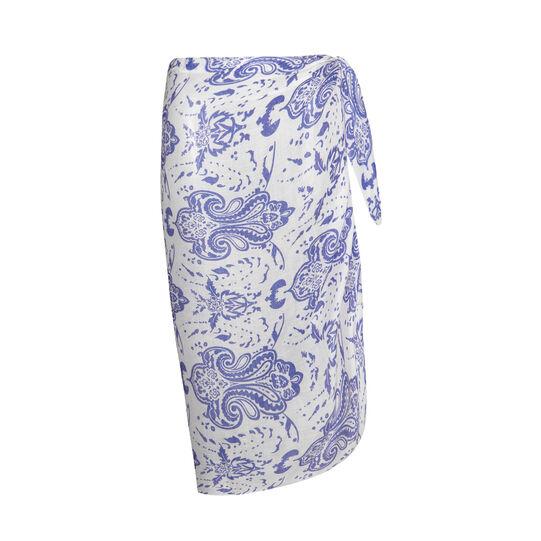 Scarf/sarong in viscose.