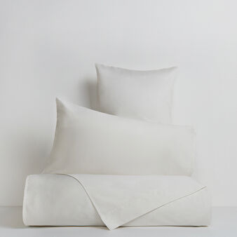 Zefiro bed linen set in 100% cotton satin