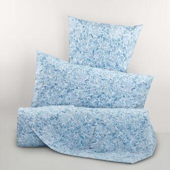 100% cotton percale duvet cover set