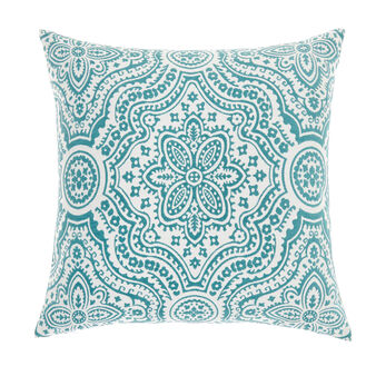 Jacquard pattern Marrakesh cushion